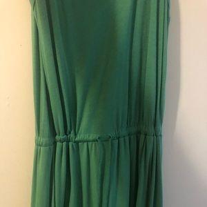Splendid Dresses - green splendid maxi dress